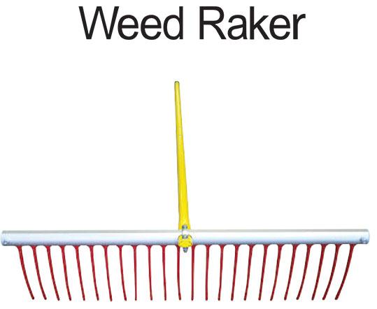 Weed Raker